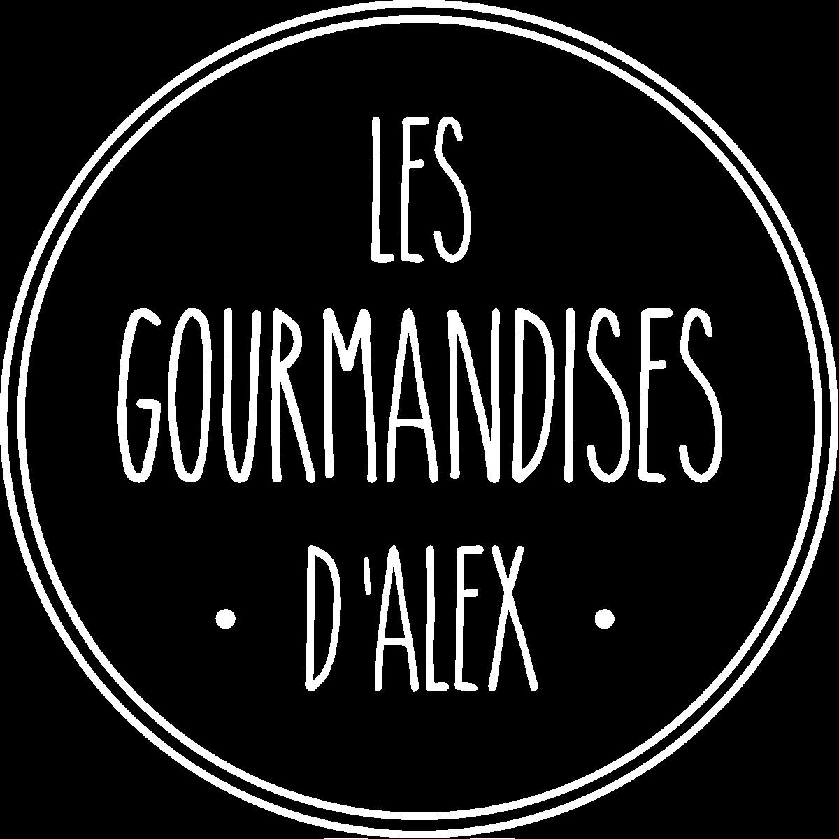 Les gourmandises d'Alex salon de thé Annecy logo
