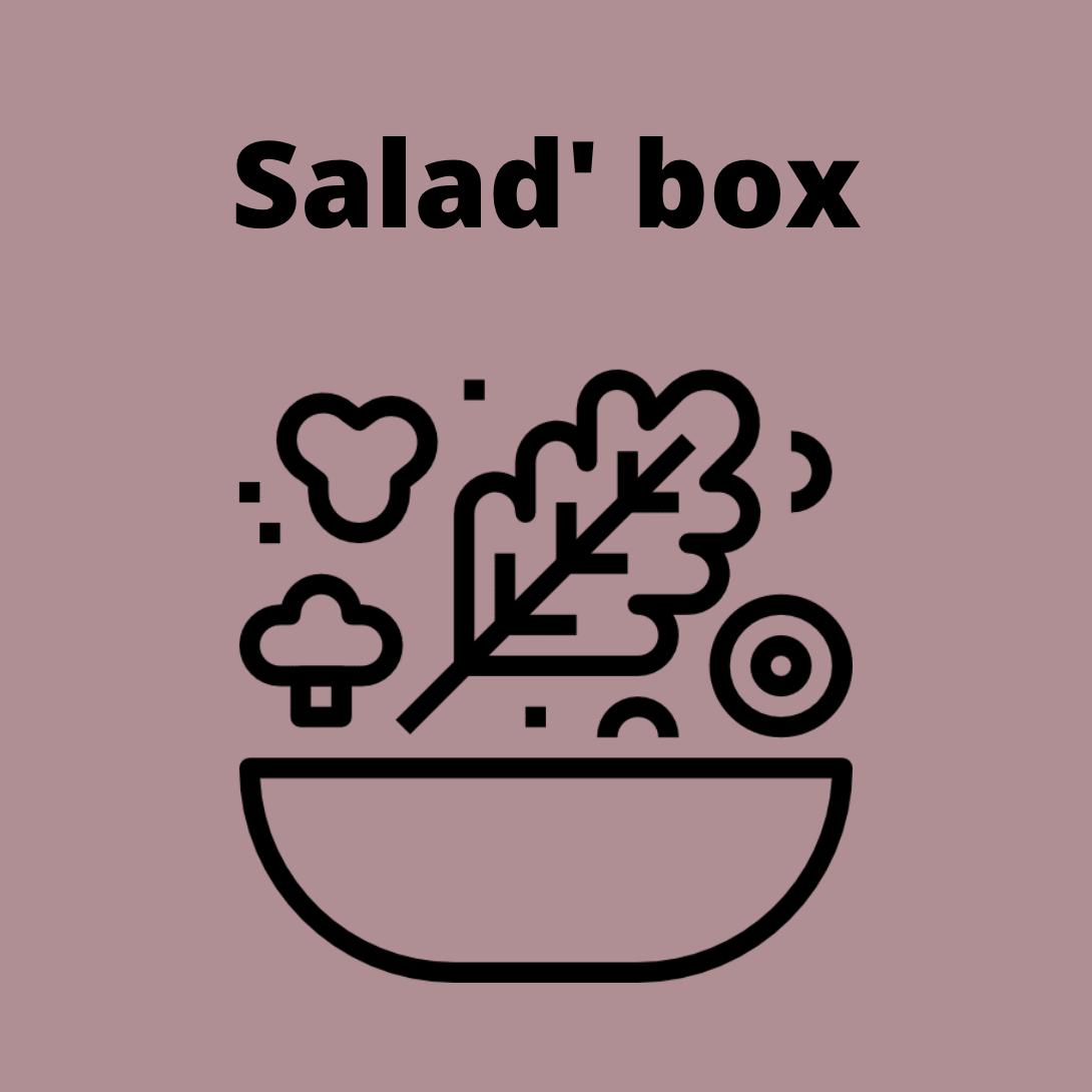 salon de thé d'Annecy Les gourmandises d'Alex les salad'box
