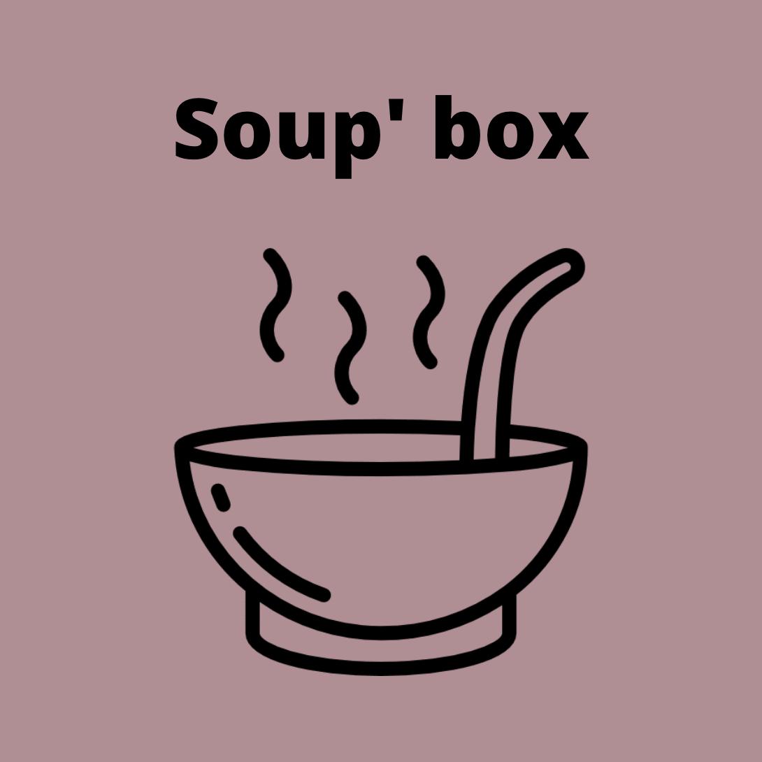 salon de thé d'Annecy Les gourmandises d'Alex les soup'box