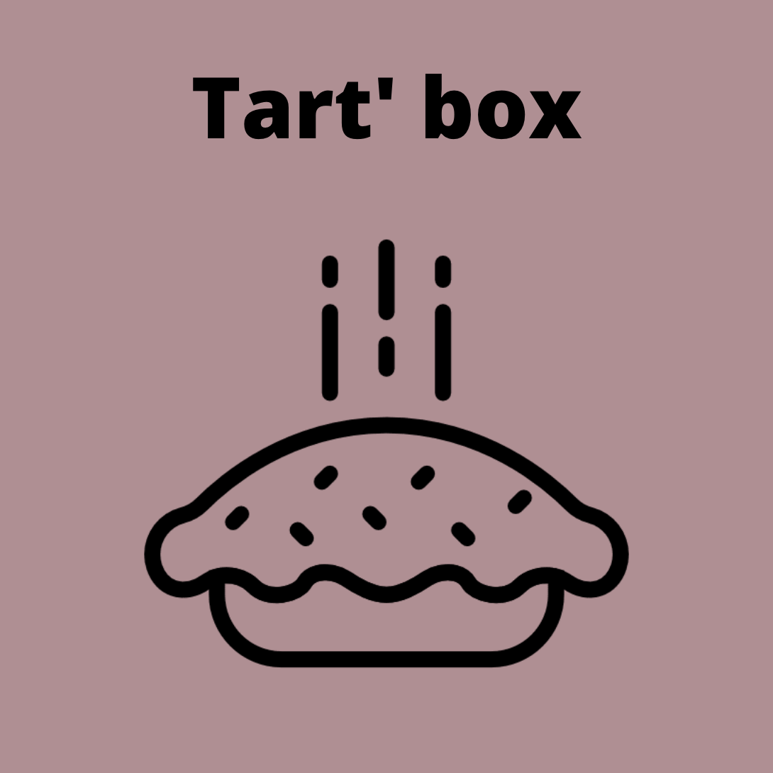 salon de thé d'Annecy Les gourmandises d'Alex les tart'box